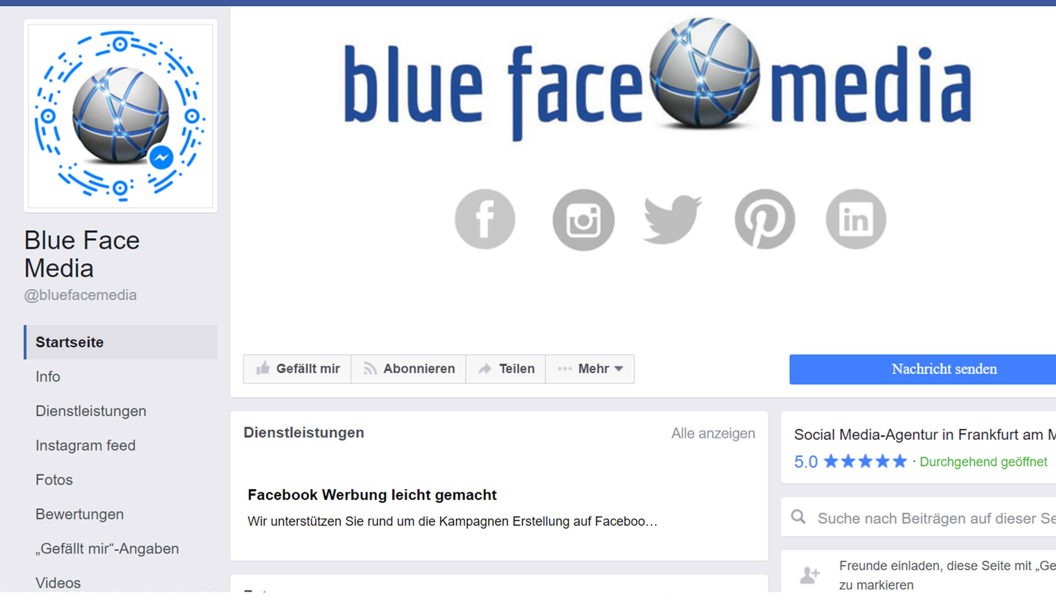 Facebook Profilbild Richtlinien