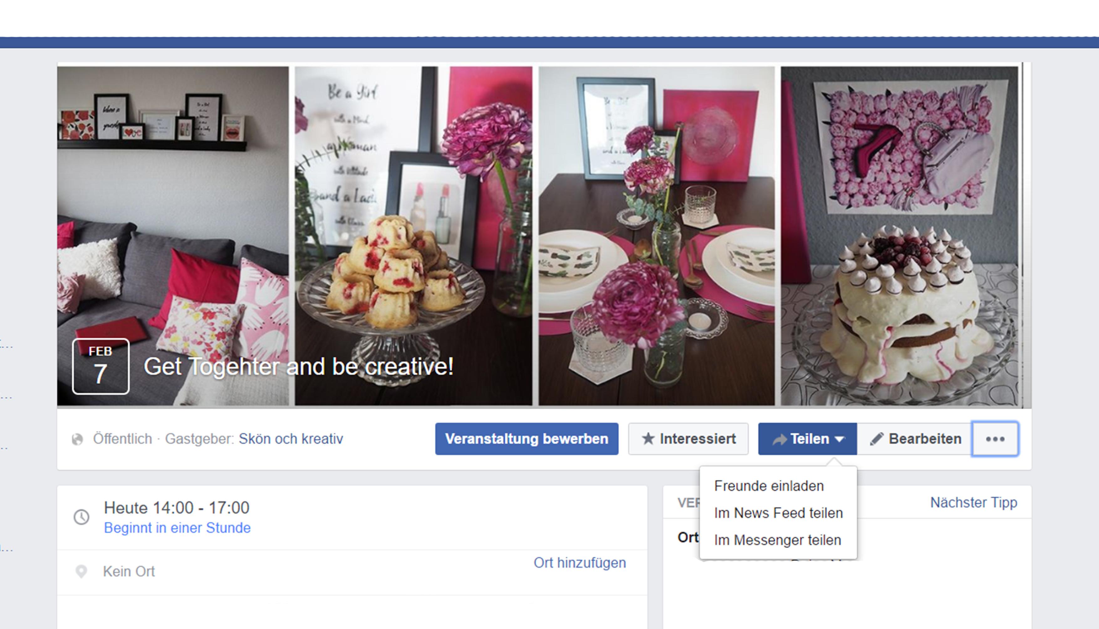 Wie fügst du Fotos zu Facebook hinzu?