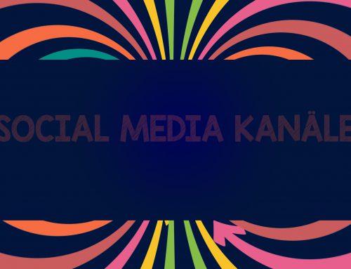 Die richtigen Social Media Kanäle