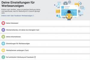 Social Media  einstellungen-2-300x200 Gestalte deine Facebook-Welt, wie sie dir gefällt!