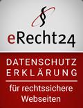 erecht24-siegel-datenschutz-rot Datenschutz